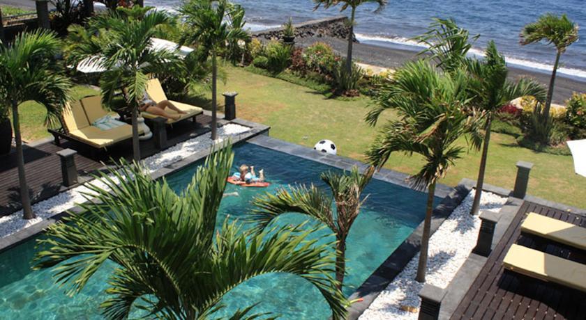 Vila Pinggir Pantai Yang Indah Dijual Tepi Pantai Di Bali Rumah